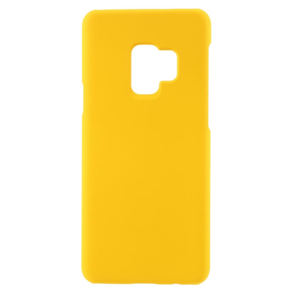 Billede af Samsung Galaxy S9 InCover Plastik Cover - Gul