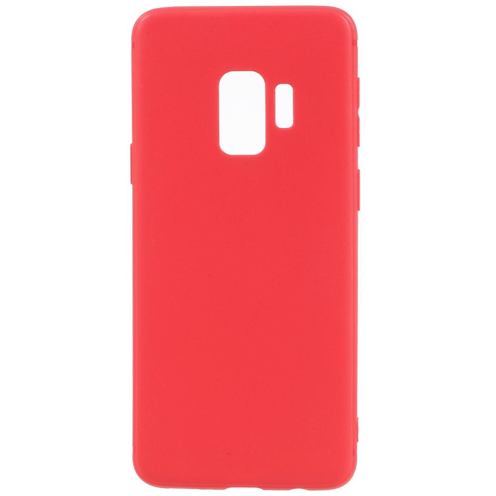 Billede af Samsung Galaxy S9 InCover TPU Cover - Rød