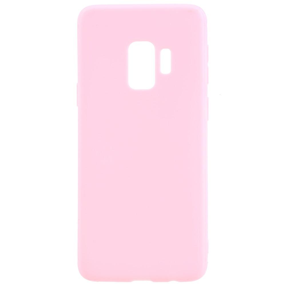 Billede af Samsung Galaxy S9 InCover TPU Cover - Lyserød