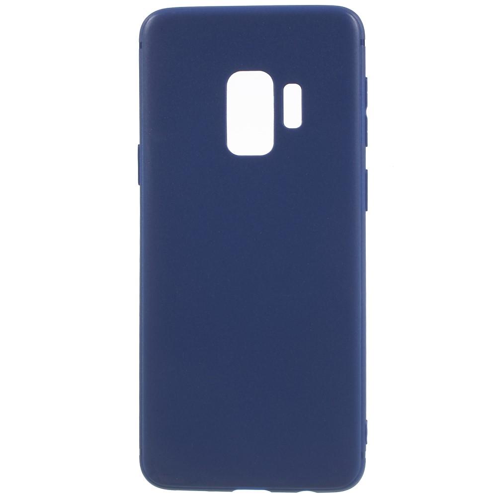 Billede af Samsung Galaxy S9 InCover TPU Cover - Mørk blå
