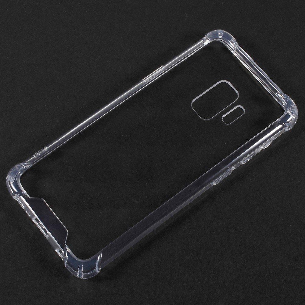Billede af Samsung Galaxy S9 TPU Drop-proof Cover - Gennemsigtig