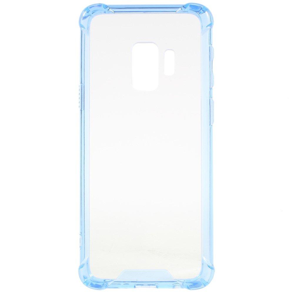 Billede af Samsung Galaxy S9 TPU Drop-proof Cover - Blå