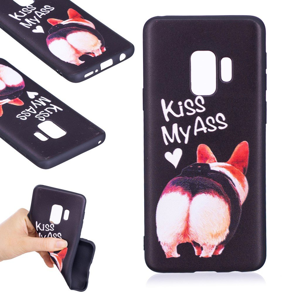 Billede af Samsung Galaxy S9 InCover TPU Cover - Kiss