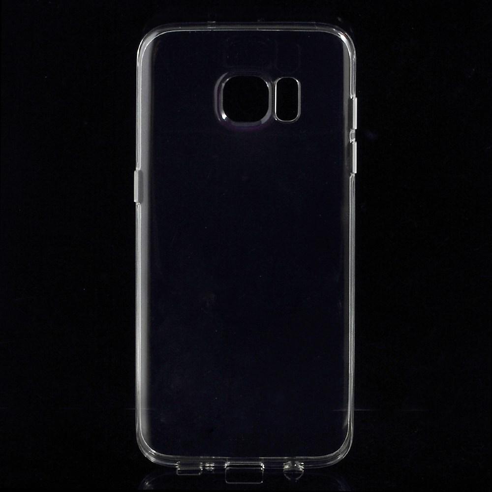 Billede af Samsung Galaxy S7 Edge inCover TPU Cover - Gennemsigtig