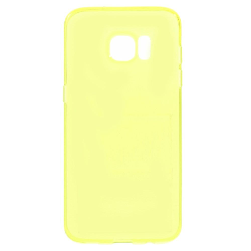 Billede af Samsung Galaxy S7 Edge inCover TPU Cover - Gul