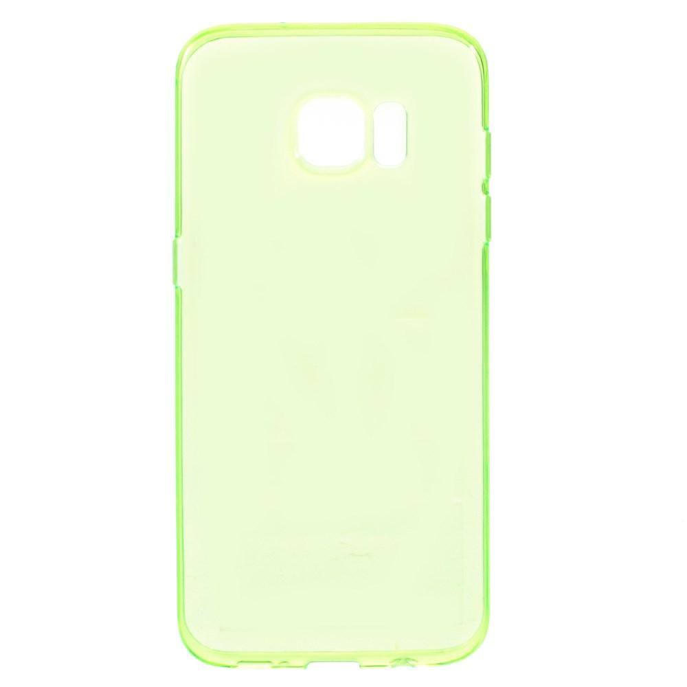 Billede af Samsung Galaxy S7 Edge inCover TPU Cover - Grøn