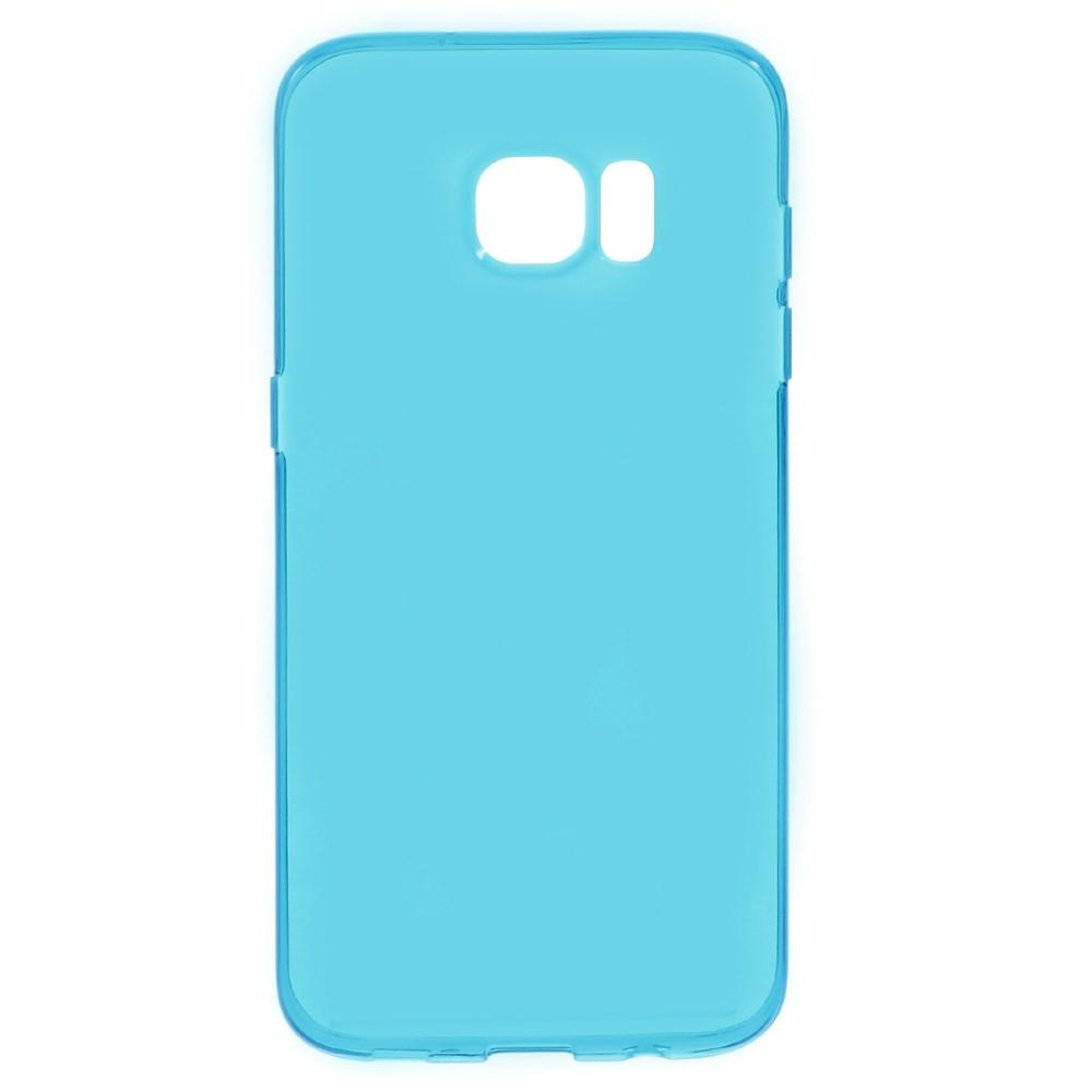 Billede af Samsung Galaxy S7 Edge inCover TPU Cover - Blå
