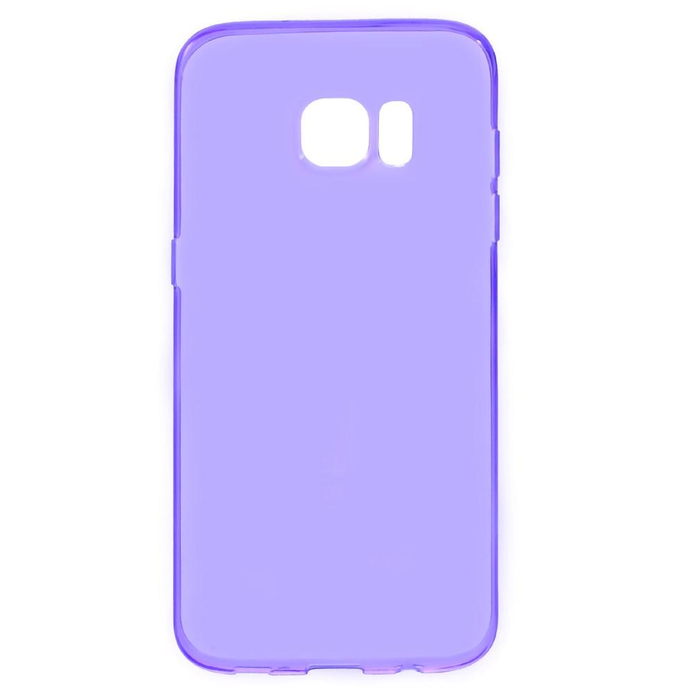 Billede af Samsung Galaxy S7 Edge inCover TPU Cover - Lilla