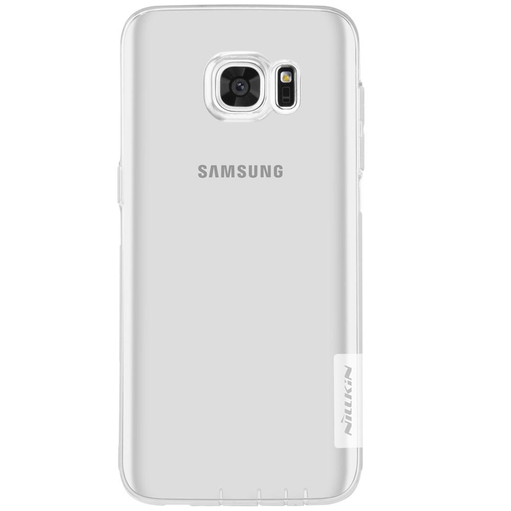 Billede af Samsung Galaxy S7 Edge Nillkin Nature Slim TPU Cover - Gennemsigtig