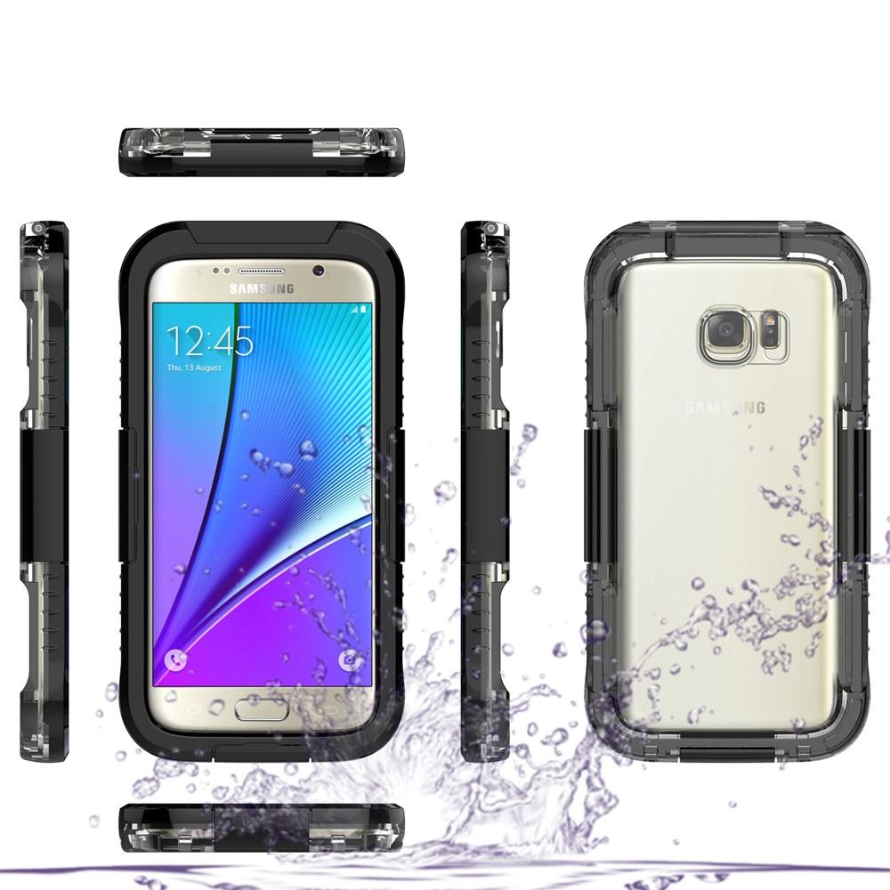 Billede af Samsung Galaxy S7 InCover Vandtæt Cover - Sort