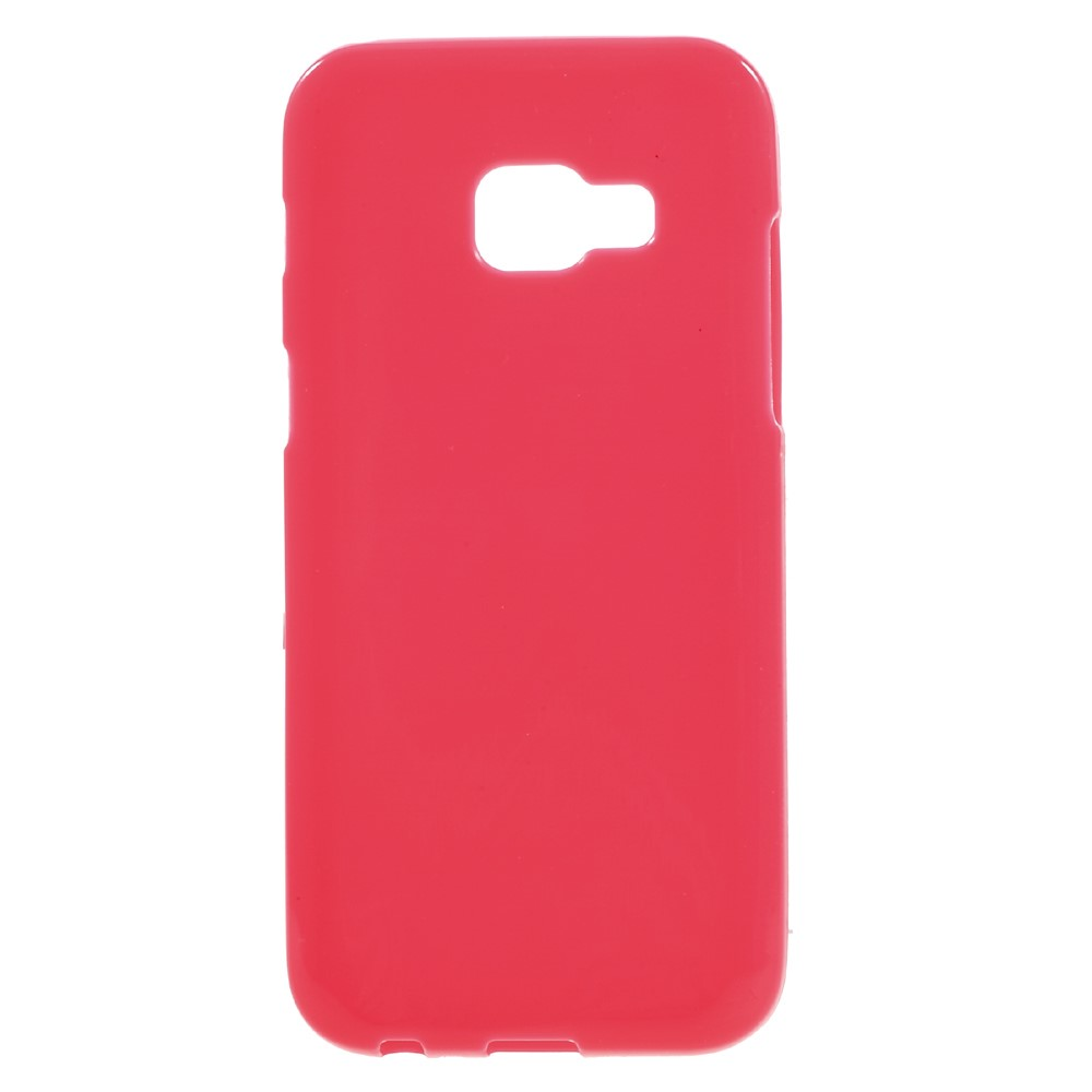 Image of   Samsung Galaxy A3 (2017) InCover TPU Cover - Rosa