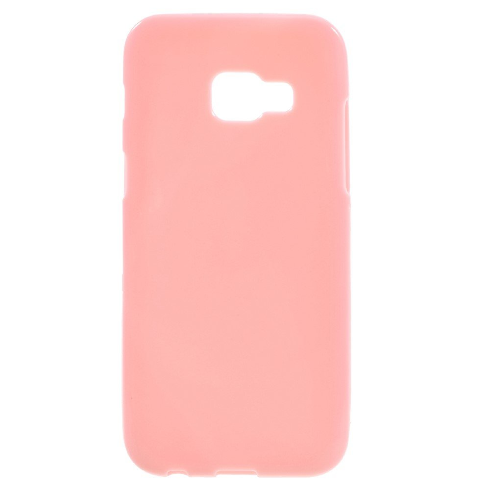 Image of   Samsung Galaxy A3 (2017) InCover TPU Cover - Pink