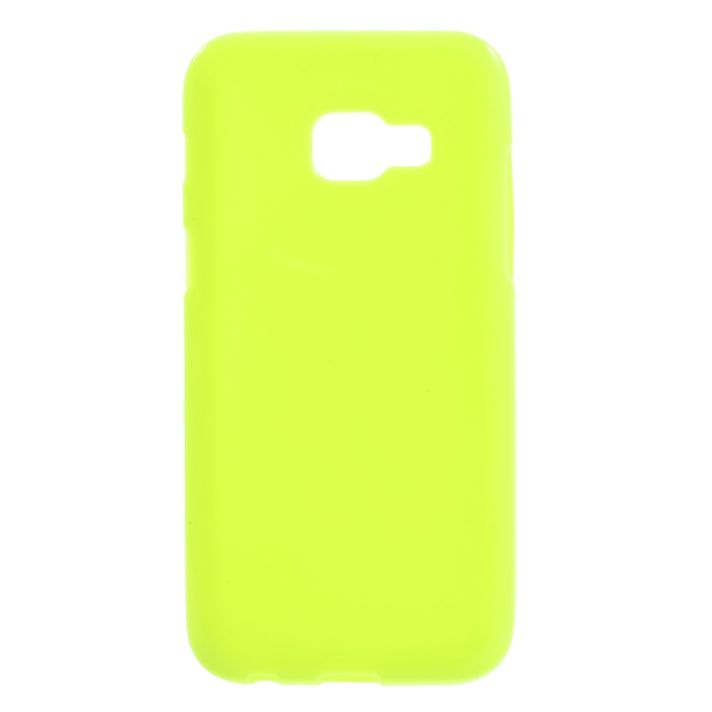 Image of   Samsung Galaxy A5 (2017) InCover TPU Cover - Grøn
