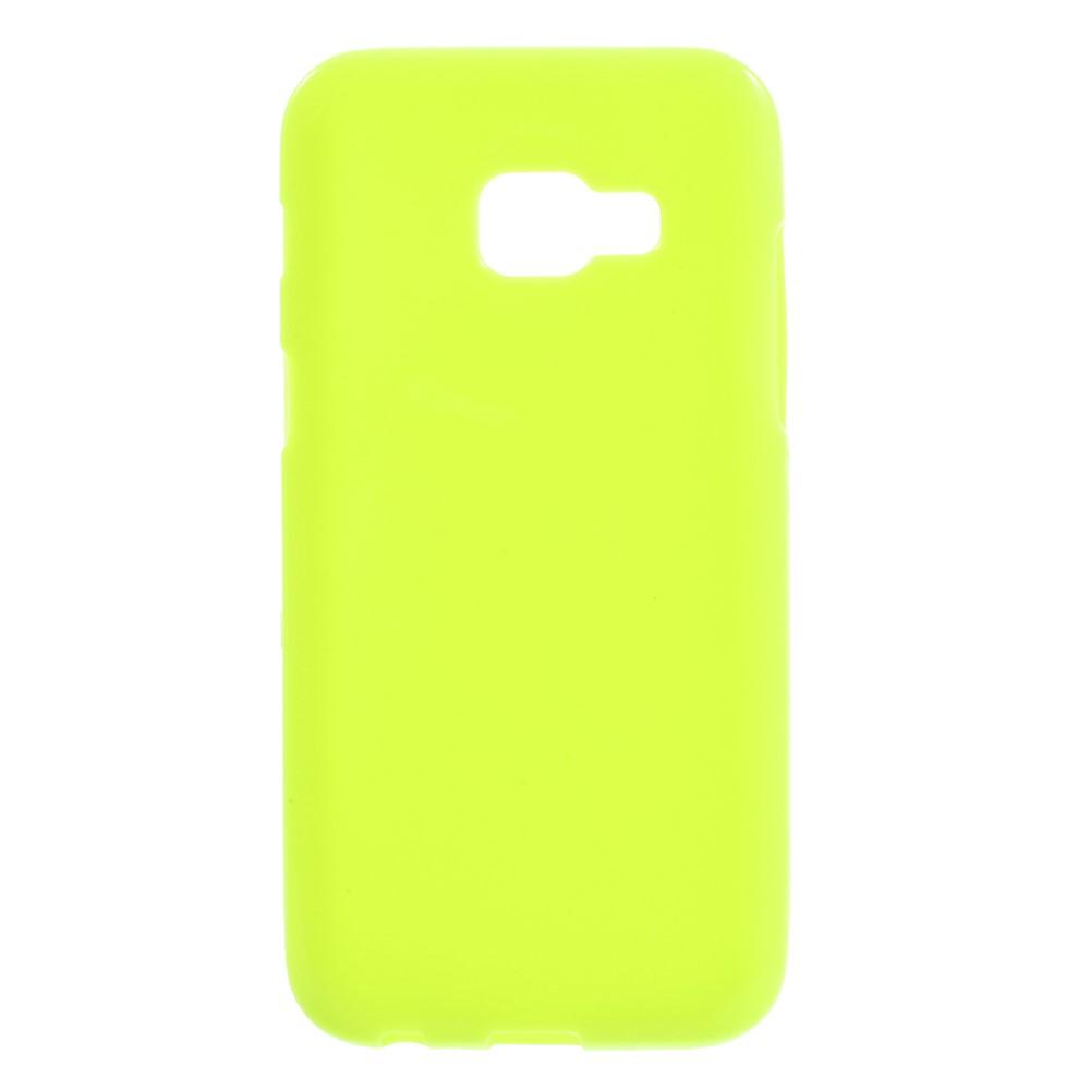 Billede af Samsung Galaxy A5 (2017) InCover TPU Cover - Grøn