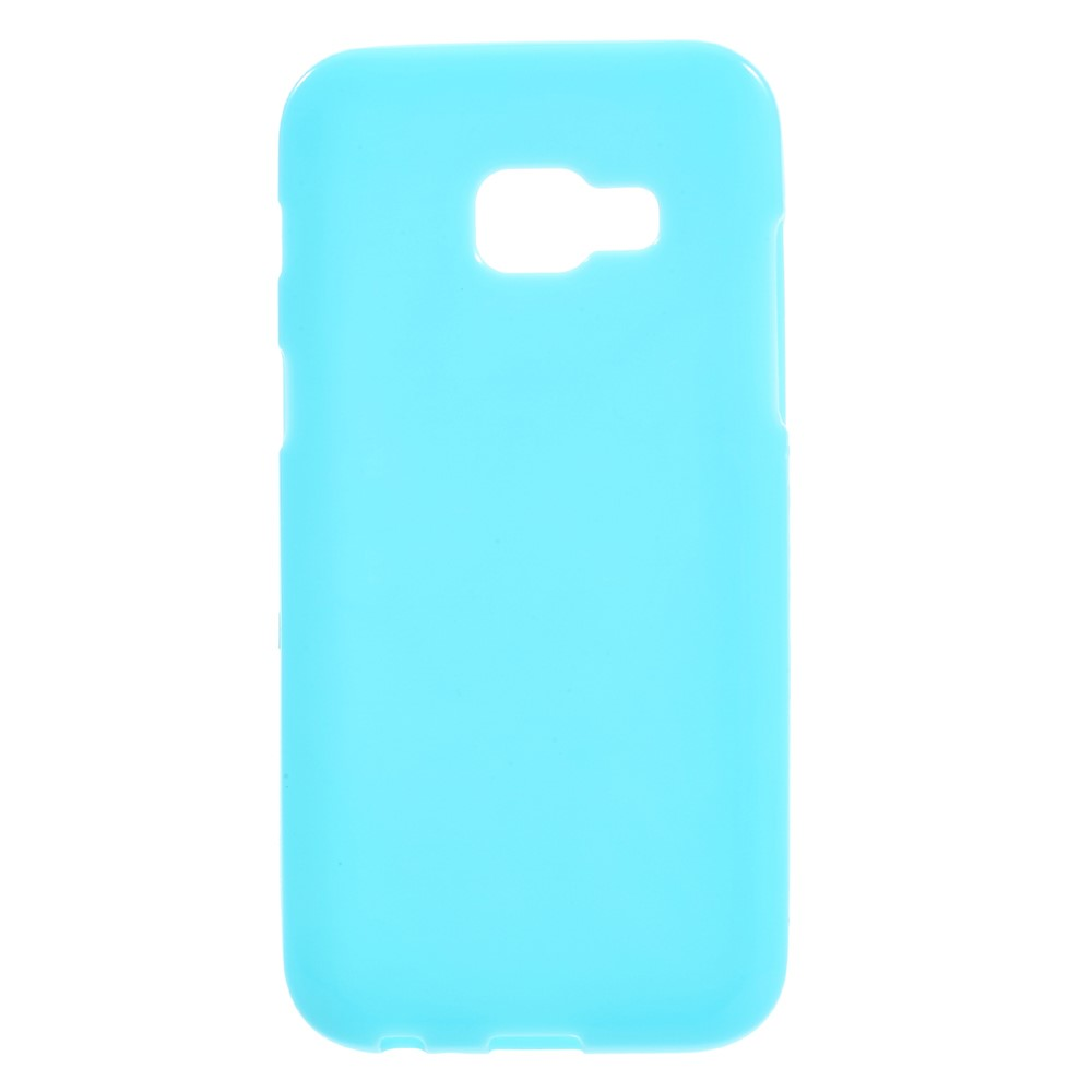 Image of   Samsung Galaxy A5 (2017) InCover TPU Cover - Blå