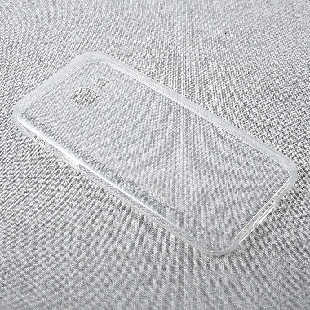 Image of   Samsung Galaxy A3 (2017) InCover TPU Cover - Transparent