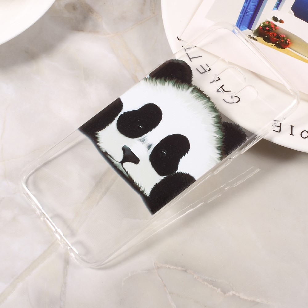 Image of   Samsung Galaxy S8 InCover TPU Cover - Panda