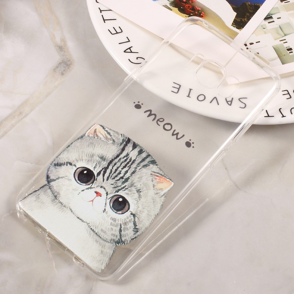 Billede af Samsung Galaxy S8 InCover TPU Cover - Meow