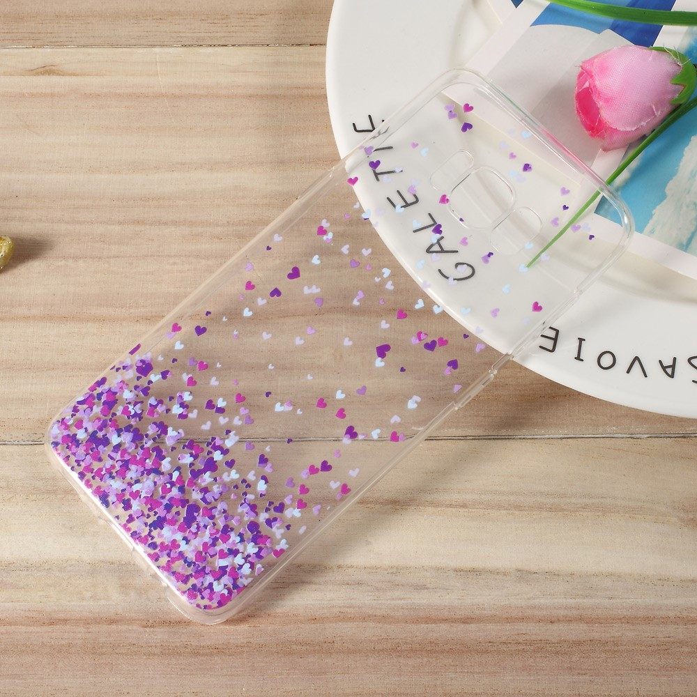 Billede af Samsung Galaxy S8 InCover TPU Cover - Colorful Hearts