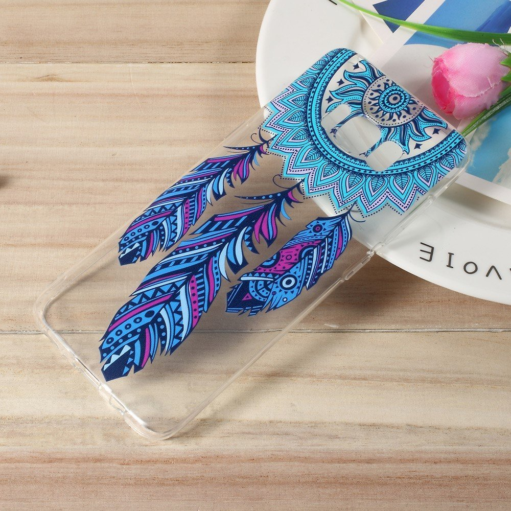 Image of   Samsung Galaxy S8 TPU Cover - Dream Catcher