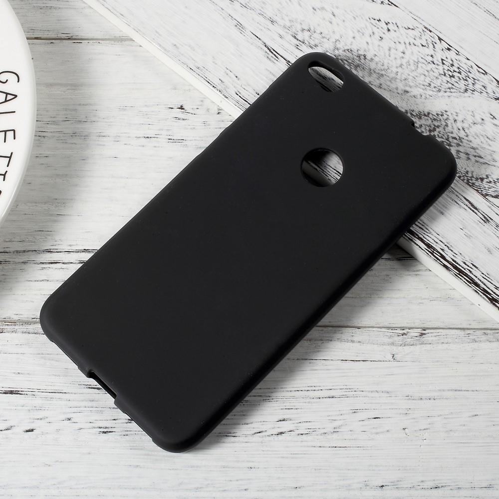 Billede af Huawei Honor 8 Lite InCover TPU Cover - Sort