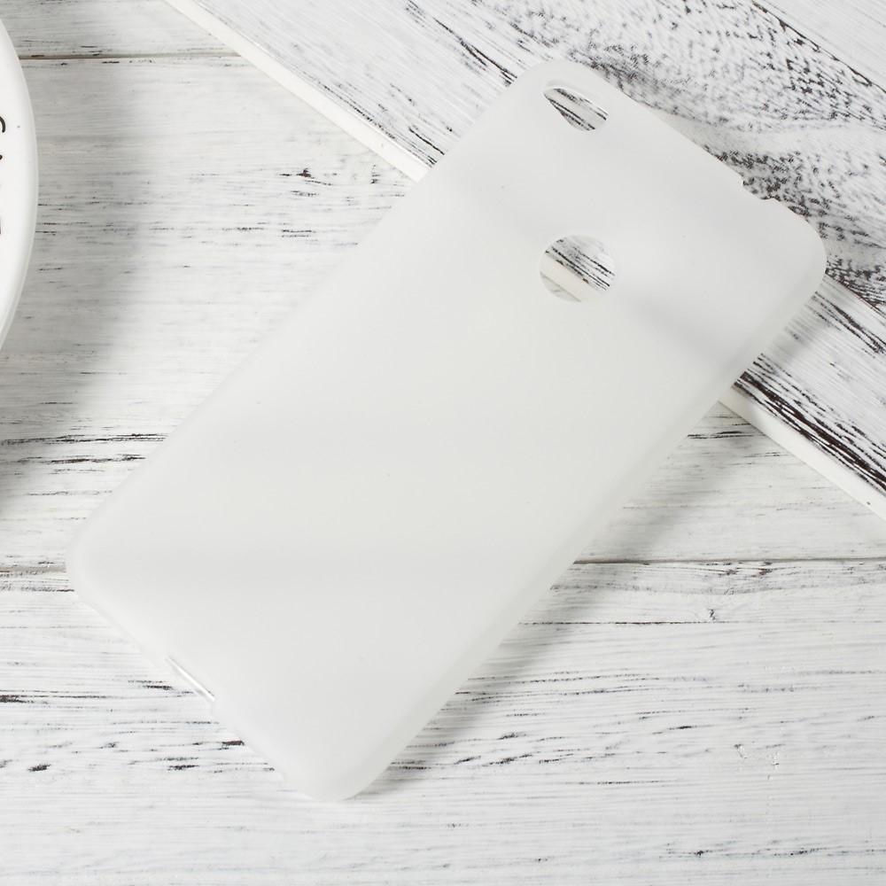 Billede af Huawei Honor 8 Lite InCover TPU Cover - Hvid/gennemsigtig