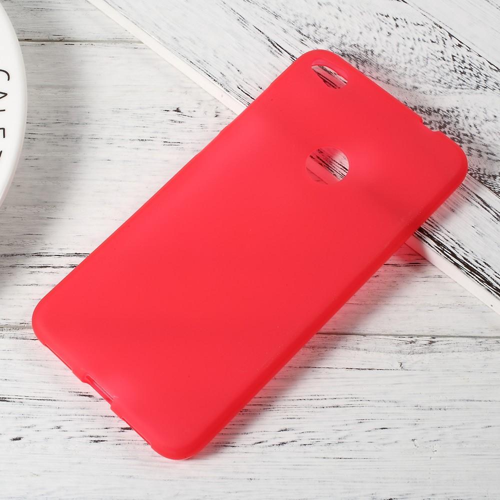 Billede af Huawei Honor 8 Lite InCover TPU Cover - Rød