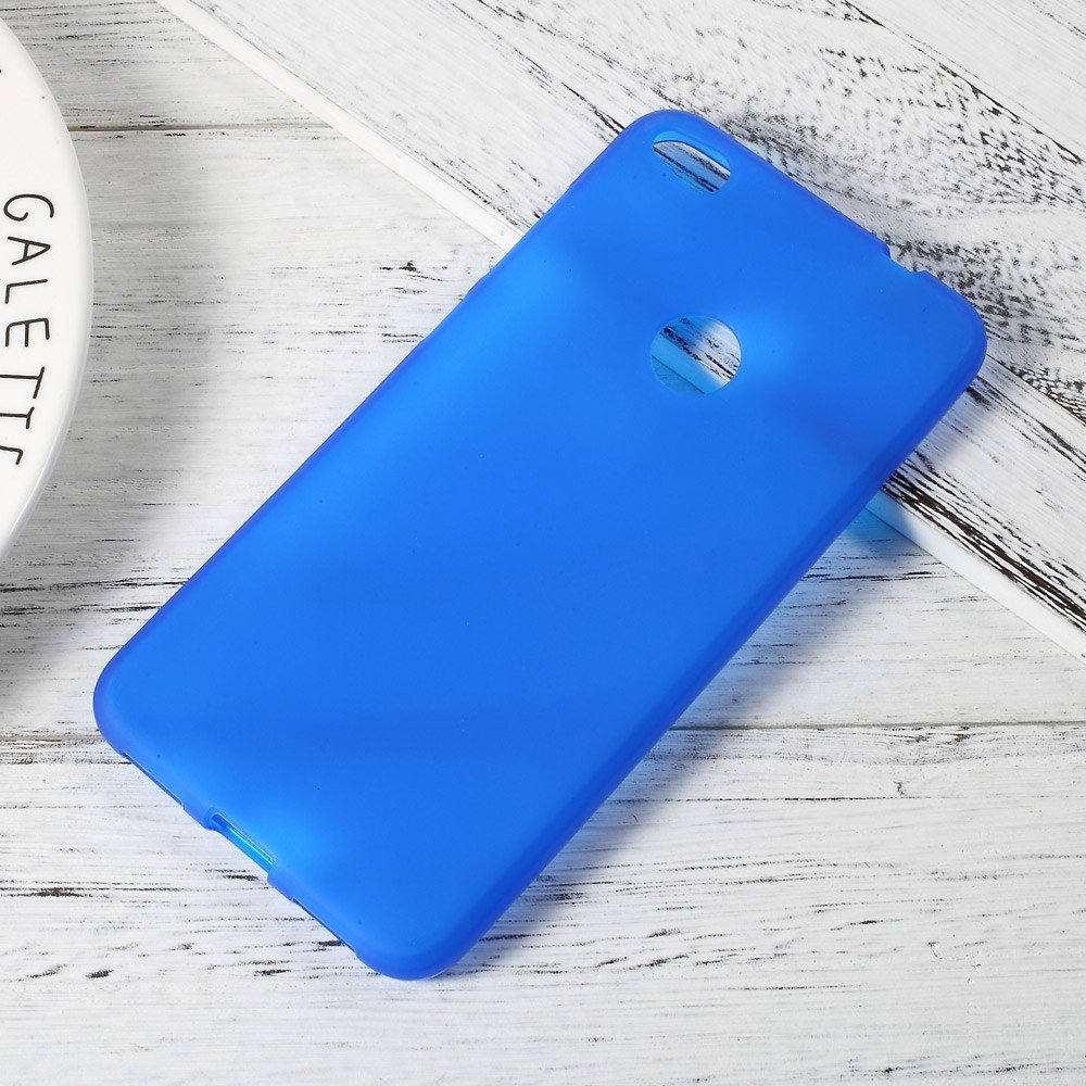 Image of Huawei Honor 8 Lite InCover TPU Cover - Blå