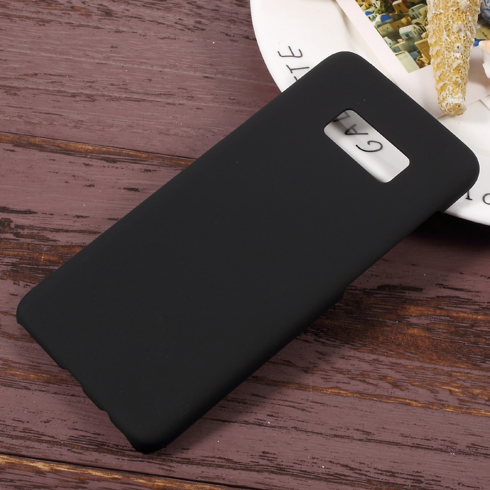 Image of   Samsung Galaxy S8 Plastik Cover - Sort
