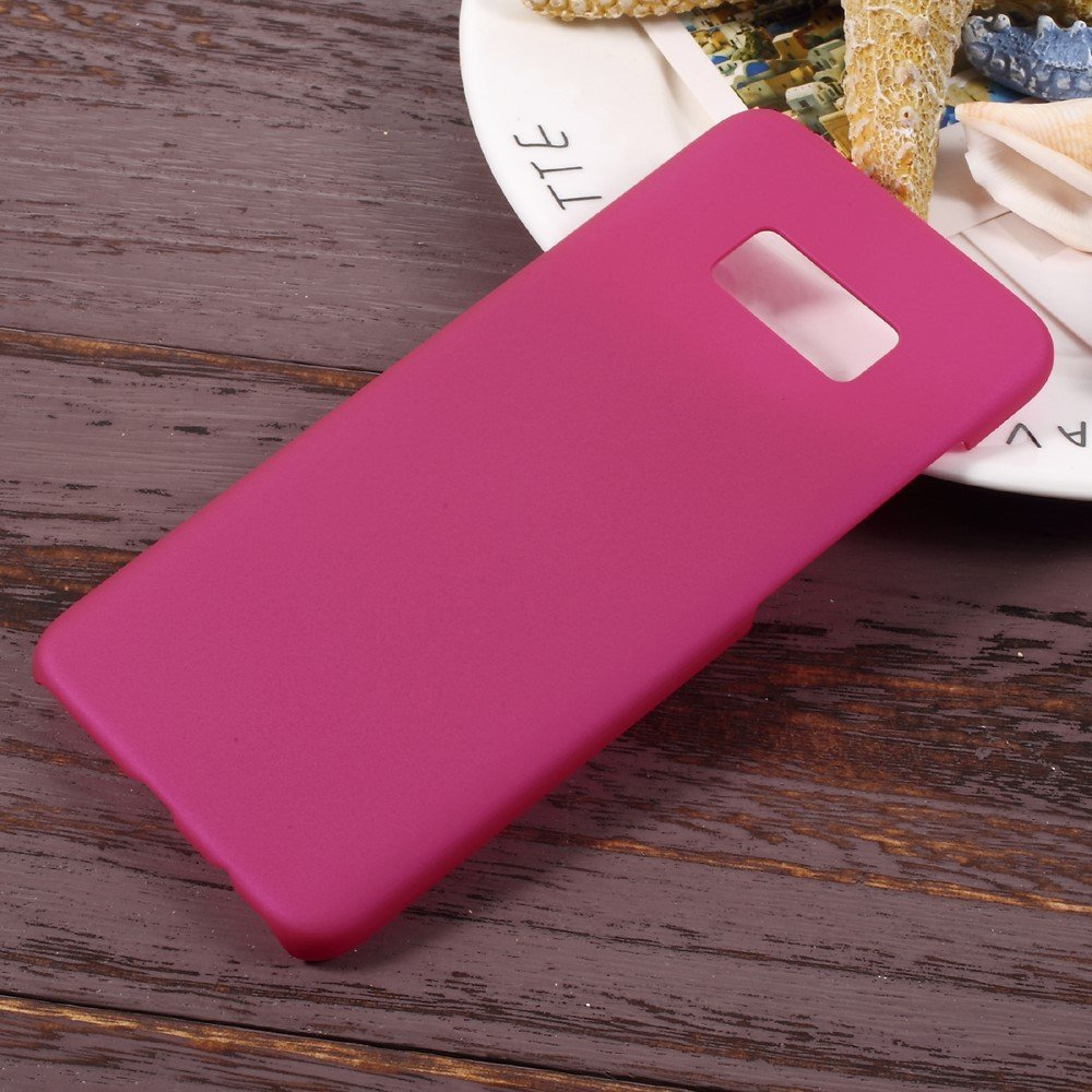 Image of   Samsung Galaxy S8 Plastik Cover - Rosa