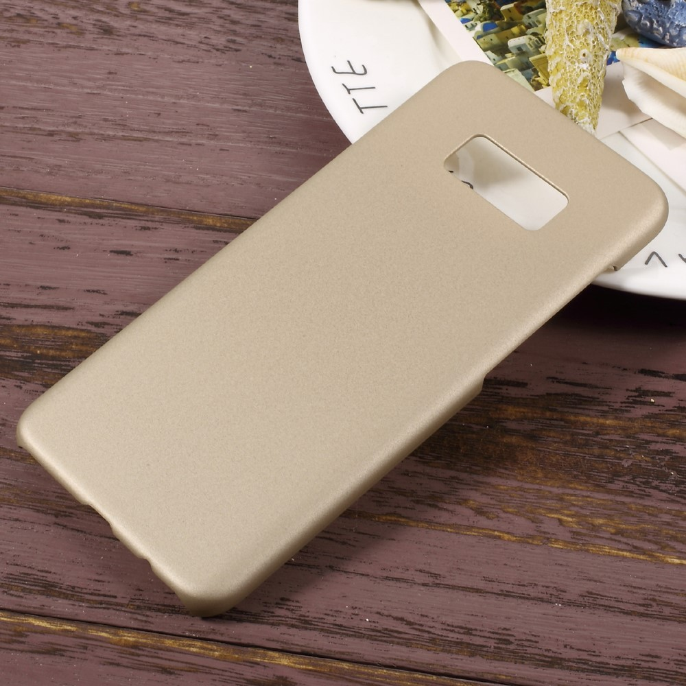 Image of   Samsung Galaxy S8 Plastik Cover - Guld