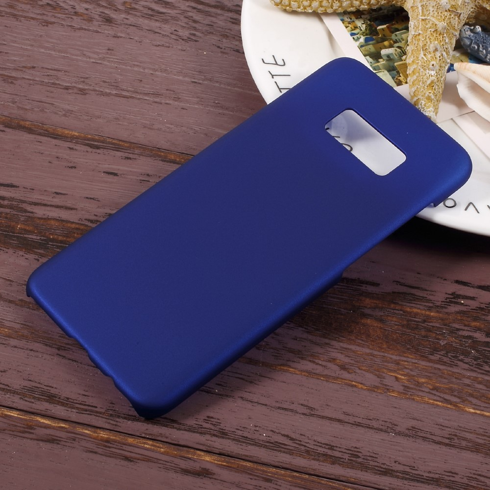 Image of   Samsung Galaxy S8 InCover Plastik Cover - Mørk blå