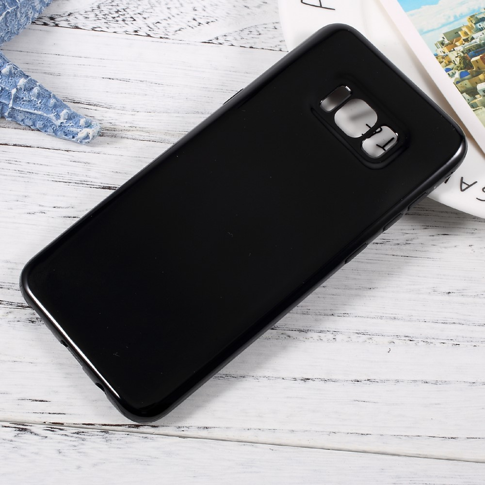 Image of   Samsung Galaxy S8 Plus InCover TPU Cover - Sort