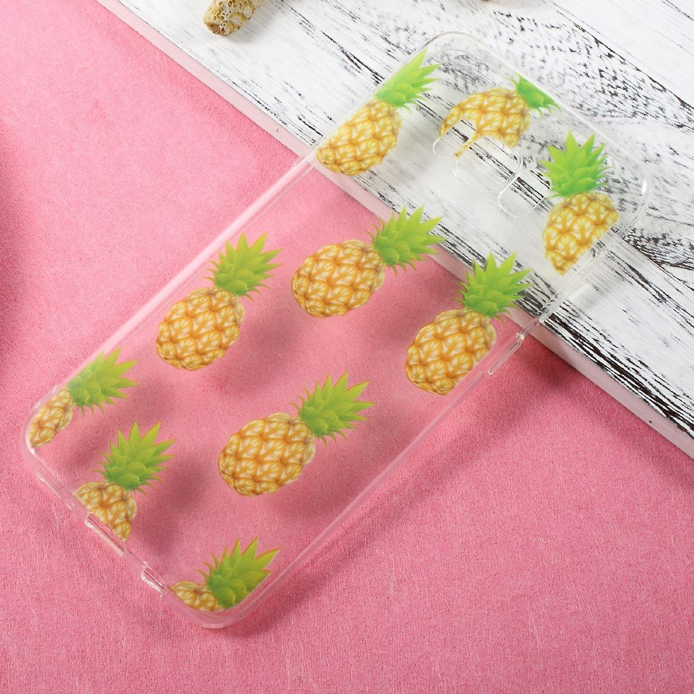 Image of   Samsung Galaxy S8 Plus InCover TPU Cover - Pineapples