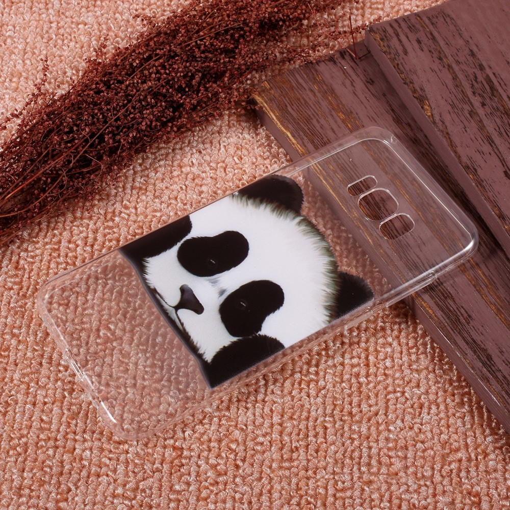Image of   Samsung Galaxy S8 Plus InCover TPU Cover - Panda