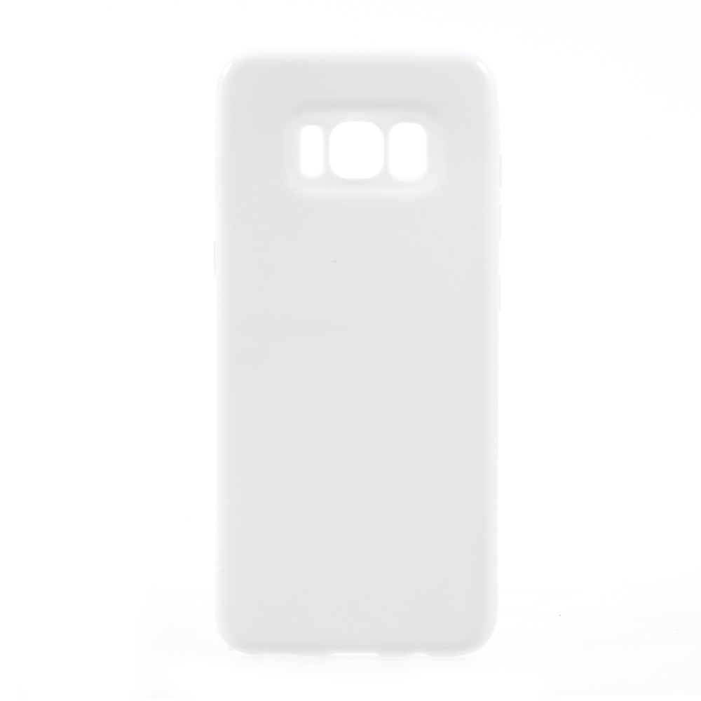 Image of   Samsung Galaxy S8 TPU Cover - Hvid