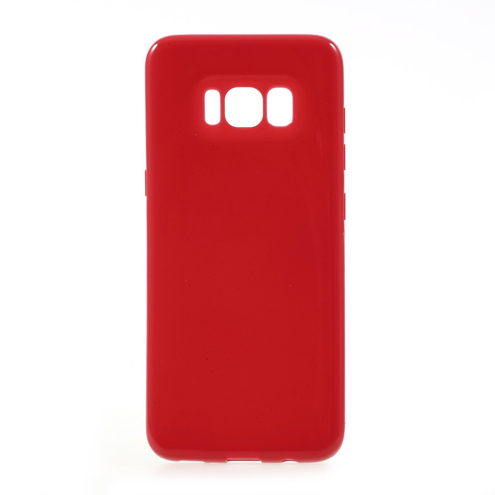Image of   Samsung Galaxy S8 InCover TPU Cover - Rød