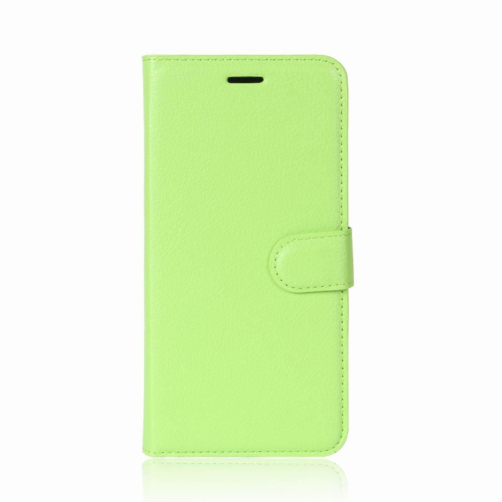 Billede af Samsung Galaxy J5 (2017) PU læder Flipcover M. Kortholder - Grøn