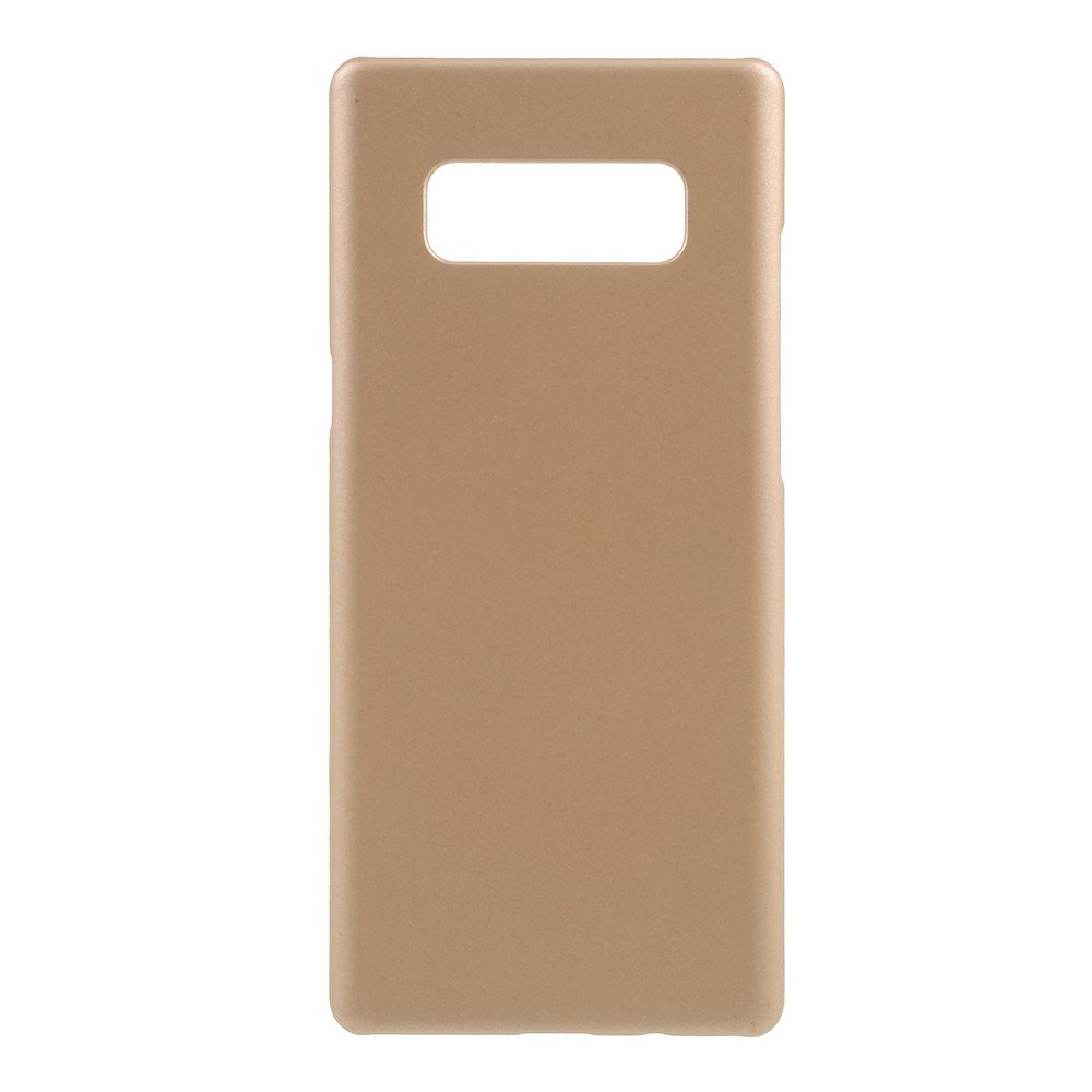 Image of   Samsung Galaxy Note 8 inCover Plastik Cover - Guld