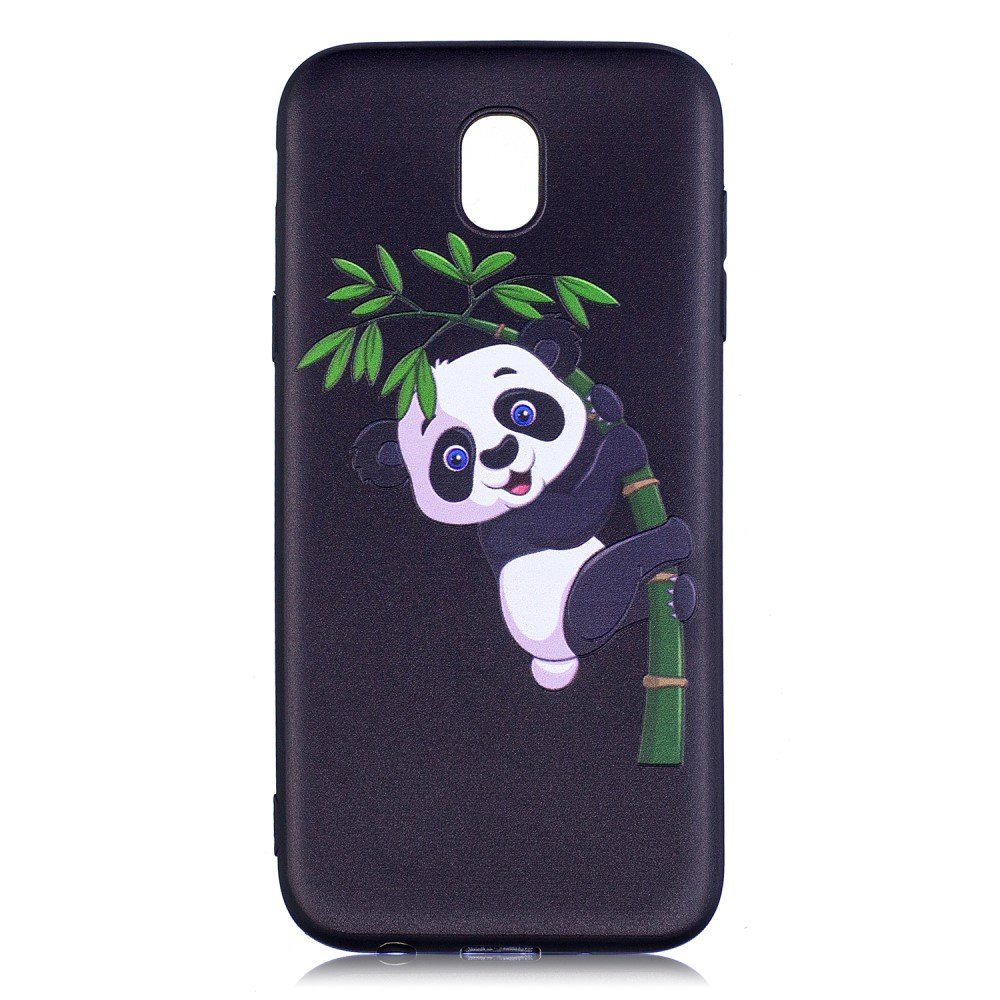 Billede af Samsung Galaxy J5 (2017) inCover TPU Cover - Panda on Bamboo