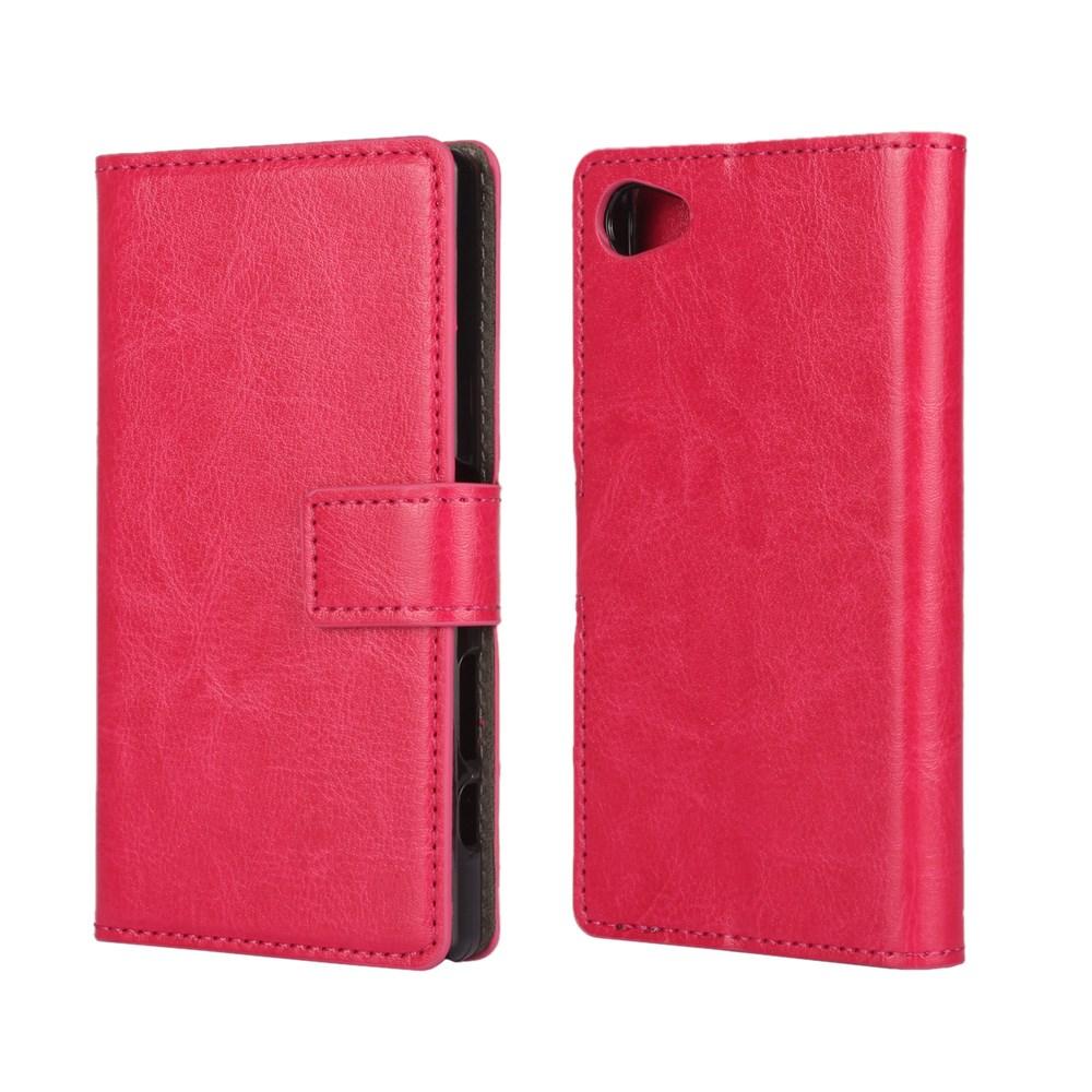 Billede af Sony Xperia Z5 Compact Flip Cover m. Pung - Pink
