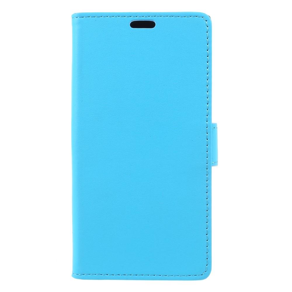 Billede af Sony Xperia XZ1 PU læder Flipcover m. Kortholder - Blå