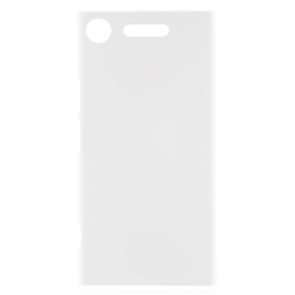 Sony Xperia XZ1 inCover Plastik Cover - Hvid