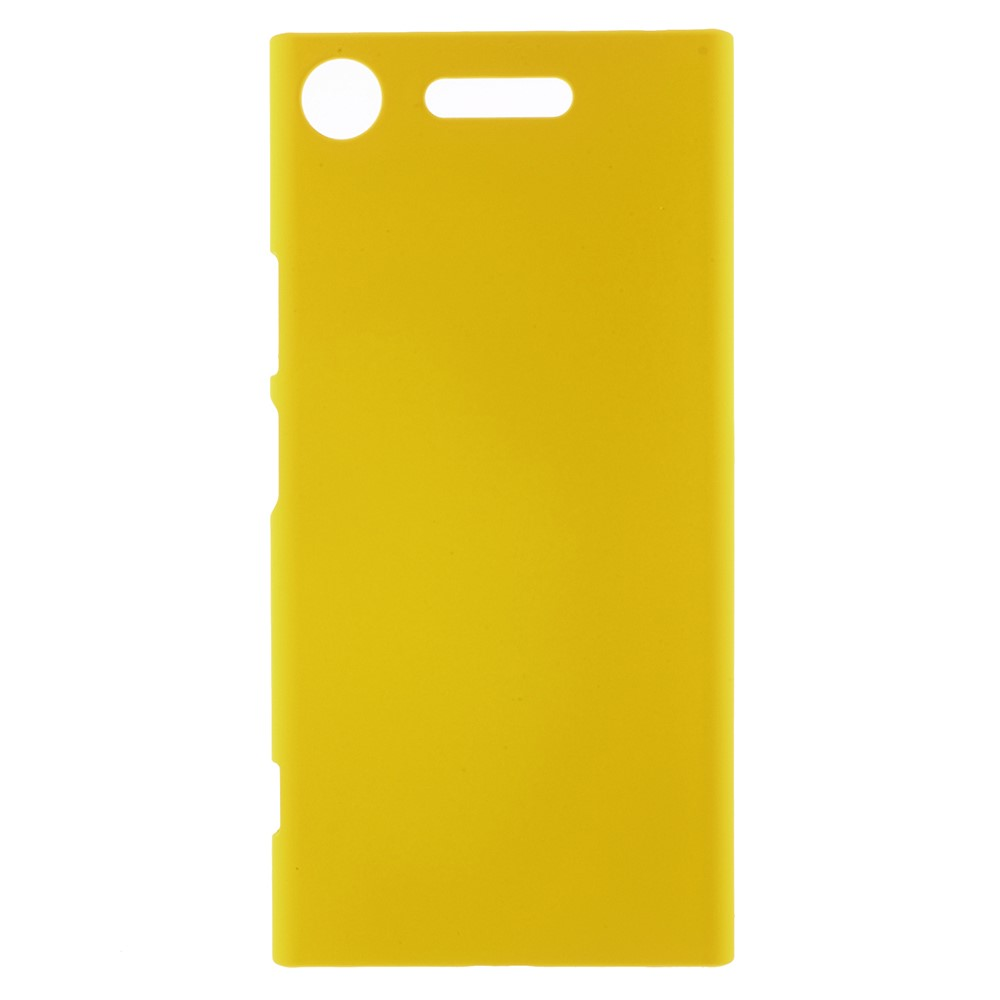 Billede af Sony Xperia XZ1 inCover Plastik Cover - Gul