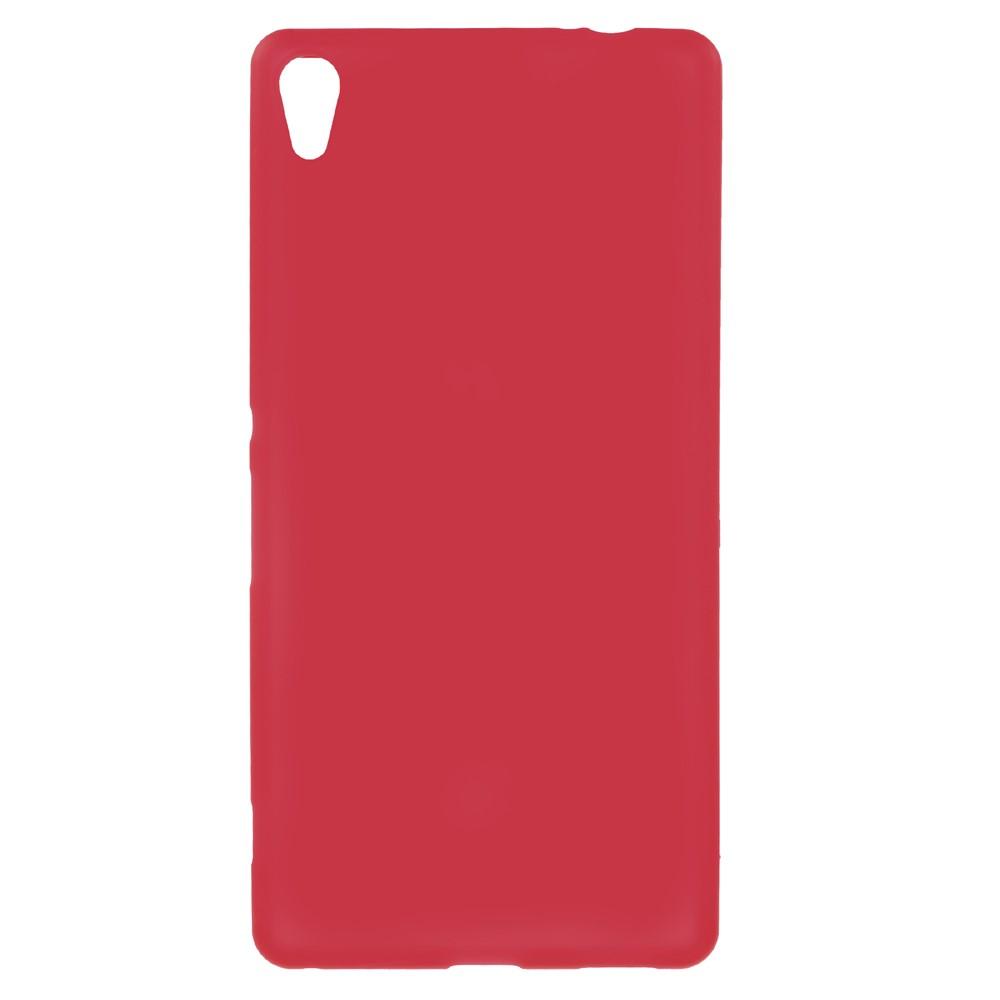 Billede af Sony Xperia XA Ultra inCover TPU Cover - Rød