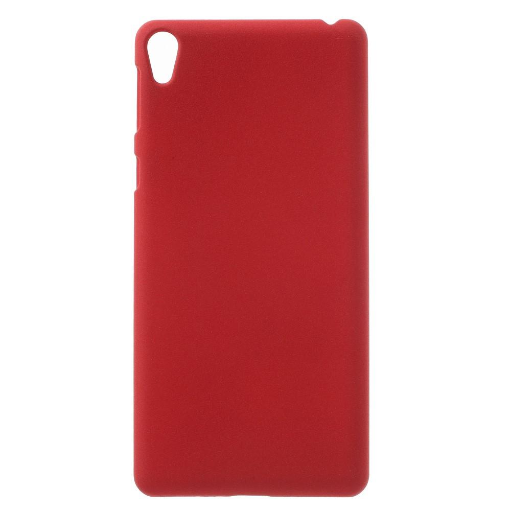 Billede af Sony Xperia E5 InCover Plastik Cover - Mat rød