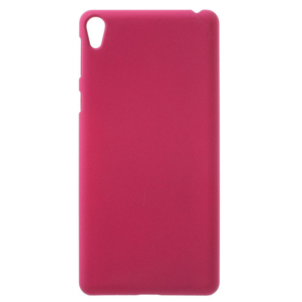 Billede af Sony Xperia E5 InCover Plastik Cover - Mat rosa