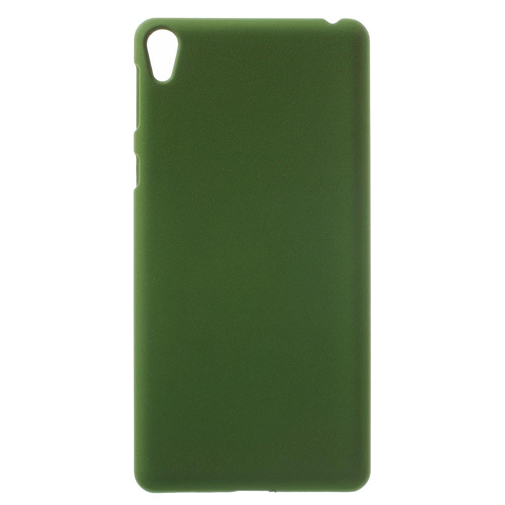 Billede af Sony Xperia E5 InCover Plastik Cover - Mat grøn
