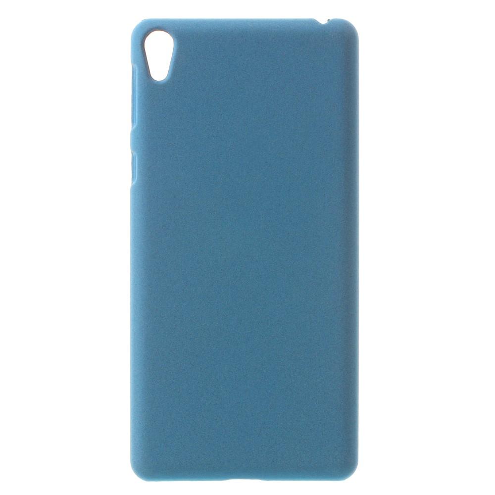Billede af Sony Xperia E5 InCover Plastik Cover - Mat lys blå