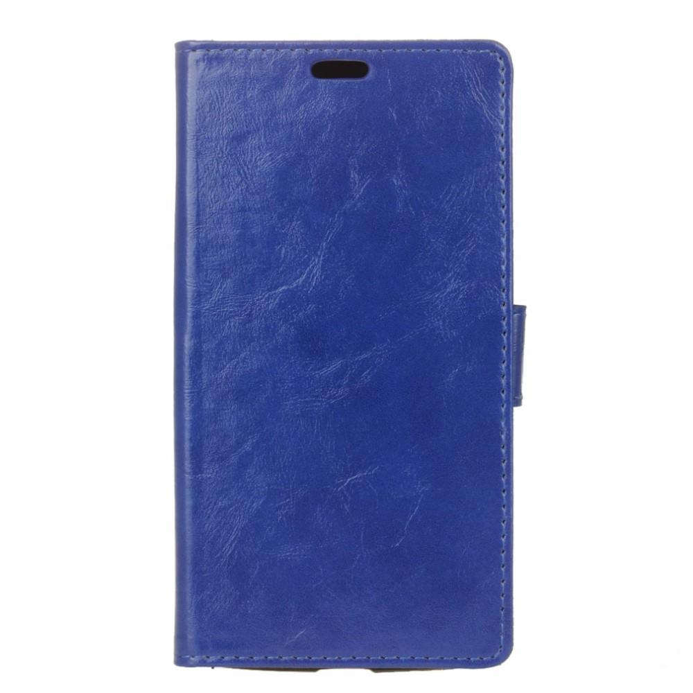 Billede af Sony Xperia XA1 PU Læder Flipcover m. Kortholder - Blå